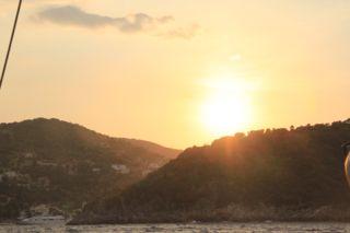 Ionische Zee l flottielje zeilen Lefkas l zeilvakantie Griekenland - BQ Yachting, Mooi Weer Zeilen!