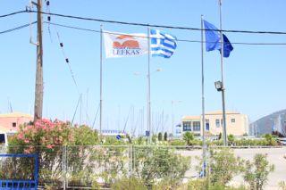 Lefkas Marina l flottielje zeilen Lefkas l Zeilvakantie in Griekenland - BQ Yachting, Mooi Weer Zeilen!